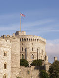 windsor башни замока круглое стоковое фото rf