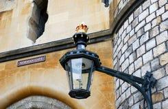 WINDSOR, ANGLETERRE - 29 AOÛT 2017 : Windsor Castle Windsor Castle est une résidence royale chez Windsor dans le comté anglais de photos stock