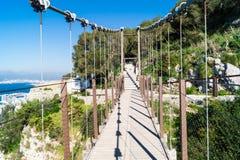 Windsor Bridge Gibraltar fotografie stock libere da diritti
