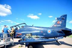 WINDSOR, CANADA - SEPTEMBRE 10, 2016 : Vue de pla canadien de militaires photo libre de droits