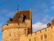 Windsor Castle, Αγγλία Στοκ Φωτογραφία