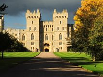 Windsor Castle Στοκ εικόνες με δικαίωμα ελεύθερης χρήσης