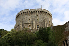 Windsor castle. The tower of the Windsor castle, England Royalty Free Stock Image