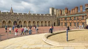 Windsor Castle immagini stock