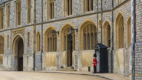 Windsor Castle fotografia stock