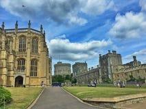 Windsor Castle stock fotografie