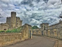 Windsor Castle stock foto's