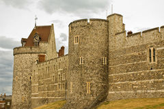 Windsor Castle. Picture of the Windsor castle taken on 17 July 2010 Royalty Free Stock Image