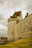 Windsor Castle. Picture of the Windsor castle taken on 17 July 2010 Royalty Free Stock Photography
