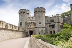 Windsor Castle Foto de Stock Royalty Free