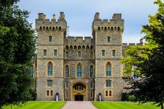 Windsor Castle Στοκ εικόνα με δικαίωμα ελεύθερης χρήσης
