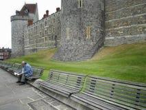Windsor Castle Imagens de Stock Royalty Free