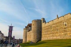 Windsor Castle Foto de archivo libre de regalías