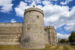 Windsor Castle Fotografia Stock