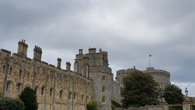Windsor Castle Fotografie Stock