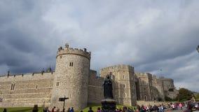 Windsor Castle Royalty-vrije Stock Fotografie
