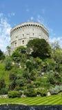 Windsor Castle royalty-vrije stock afbeelding