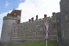 Windsor Castle in Berkshire, England, Europe Stock Photography