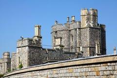 Windsor Castle en Inglaterra Fotos de archivo