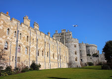 Windsor Castle in England Royalty Free Stock Images