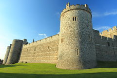 Windsor castle. The Windsor castle in England Stock Photography