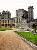 The windsor castle,england Stock Image
