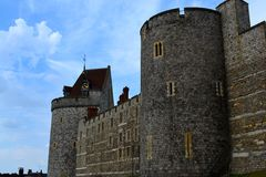 Windsor castle, England Stock Images