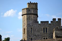 Windsor castle, England Royalty Free Stock Images