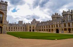 Windsor Castle at England UK Stock Photo