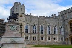 Windsor Castle at England UK Stock Image