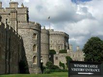 Windsor Castle entrance Stock Photography