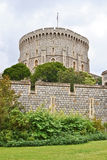 Windsor Castle and Garden Royalty Free Stock Photography