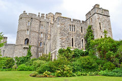 Windsor Castle and Garden Royalty Free Stock Photos