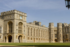 Windsor Castle Grounds Royalty Free Stock Images