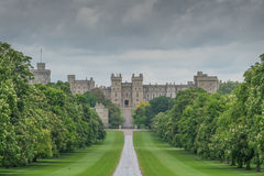 Windsor Castle, het UK Stock Afbeeldingen