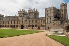 Windsor castle. Historic Windsor castle in united kingdom Stock Image