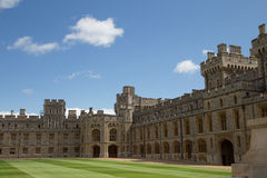 Windsor Castle in Inghilterra Fotografia Stock