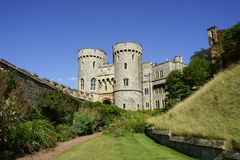 Free Windsor Castle London Travel Destination Royalty Free Stock Photography - 161564017