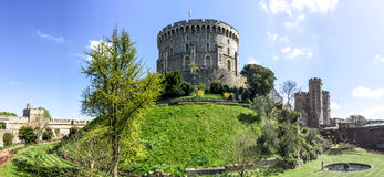 Windsor castle, London, UK Stock Photo