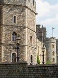 Windsor Castle near London England Stock Images