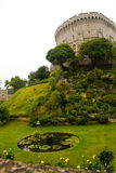 Windsor castle near London Stock Image