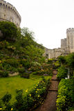 Windsor castle near London. United Kingdom Royalty Free Stock Photos
