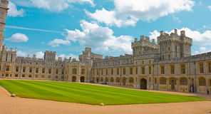 Windsor Castle, official residence of The Queen Royalty Free Stock Photography