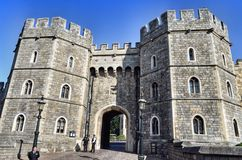 Windsor castle. Stock Photography