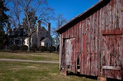 Windsor Castle Park, Smithfield, VA Stock Foto's