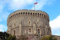 Windsor Castle - résidence royale images libres de droits