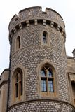 Windsor Castle - résidence royale image libre de droits