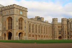 Windsor Castle - résidence royale photos stock