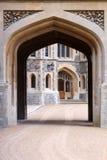 Windsor Castle - résidence royale image stock