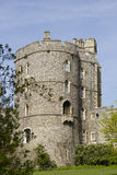 Windsor Castle Turret.CR2 Royalty Free Stock Images